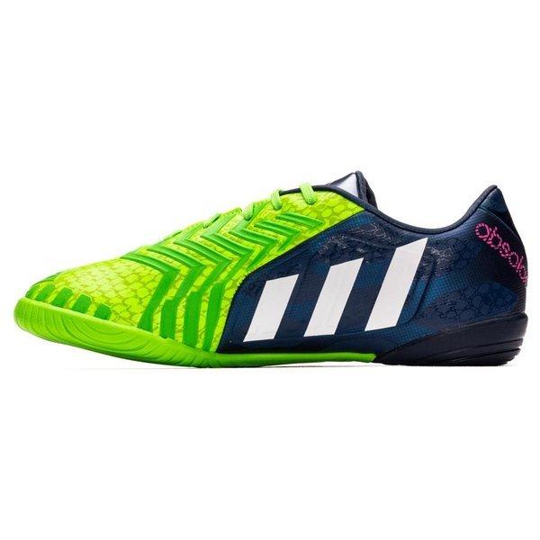 adidas Predator Absolado Instinct IN Rich Blue/Running ...