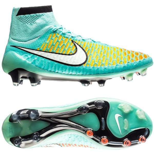 04fc6d2fcda6 Nike Magista Obra FG Hyper Turquoise White Laser Orange Hyper Crimson. Read  more about the product. - football boots. - football boots image shadow