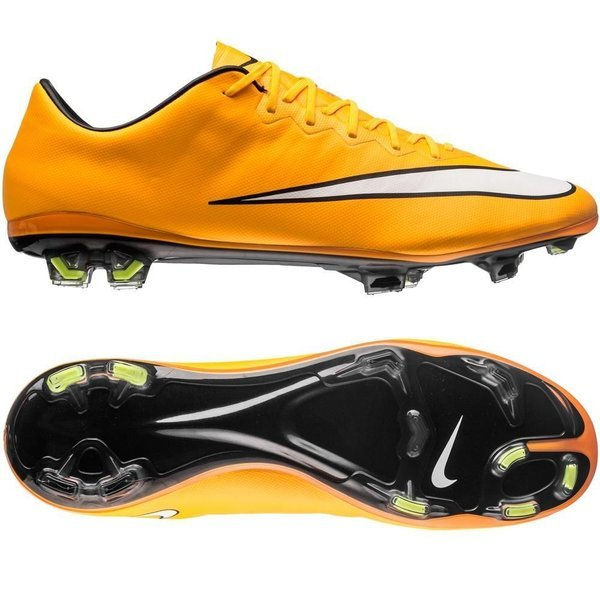 815a4cefeaf5 200.00 EUR. Price is incl. 19% VAT. -70%. Nike Mercurial Vapor X FG Laser  Orange White Black Volt