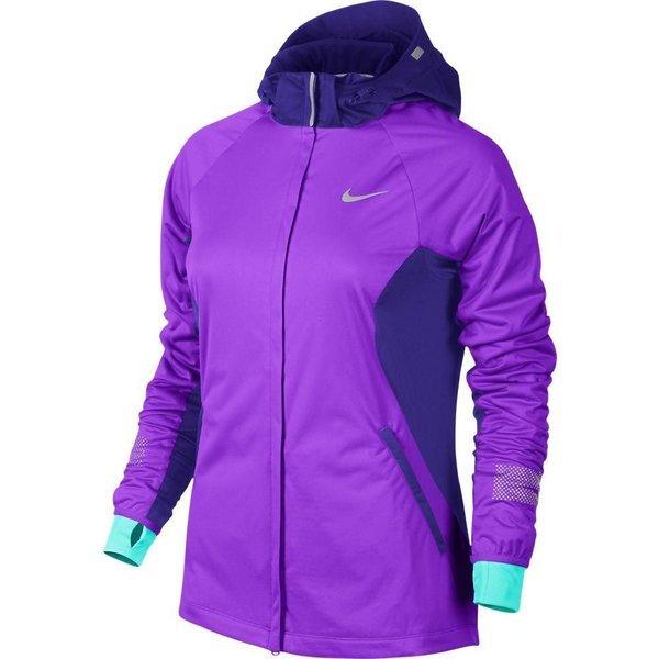 Nike Trainingsjas Shield Max Paars Vrouwen | www