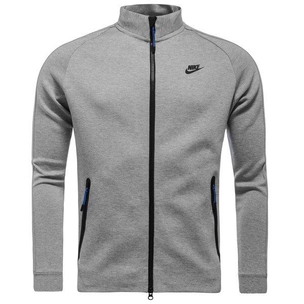 Nike F.C. Tech Fleece N98 Dark Grey HeatherBlack