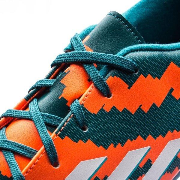 adidas - Messi 10.3 FG Orange Grön Vit  951250c96b7e5