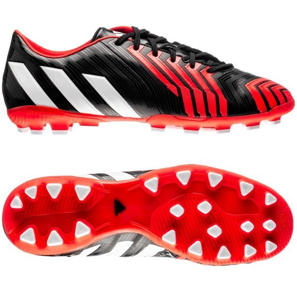913fc2a26 70.00 EUR. Price is incl. 19% VAT. -60%. adidas Predator Absolado Instinct  AG Core Black White Solar Red