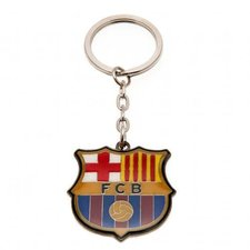 Barcelona - Nyckelring Logo
