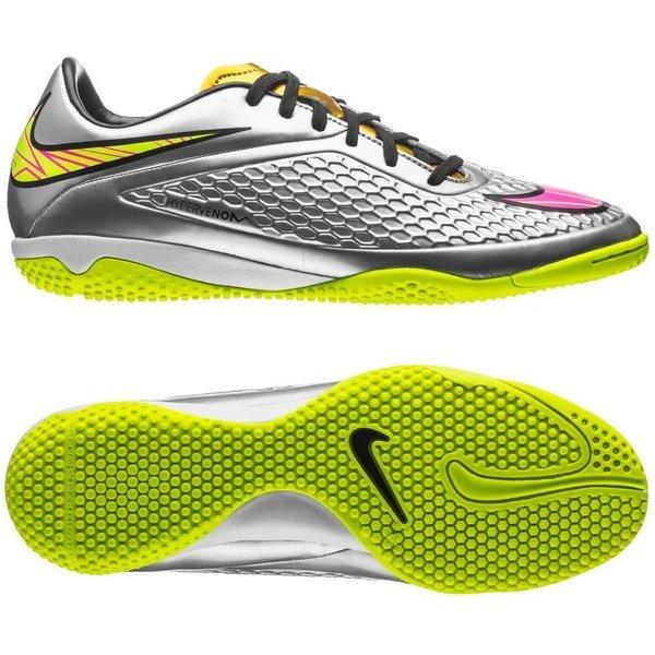 official photos sale online hot new products Nike Hypervenom Phelon IC Chrome/Hyper Pink/Metallic Gold ...