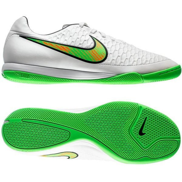 cable División tanque  Nike Magista Onda IC White/Poison Green/Black/Total Orange |  www.unisportstore.com