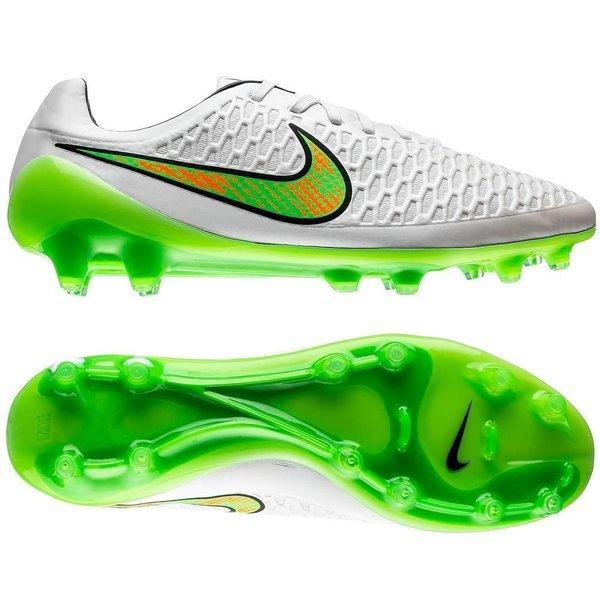 374503990 200.00 EUR. Price is incl. 19% VAT. -46%. Nike Magista Opus FG White Poison  Green Black Total Orange