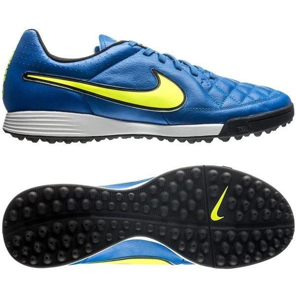 Nike Youth Tiempo Genio Leather Turf SOAR//Volt