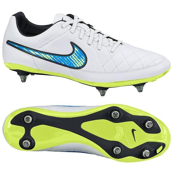 0b654ff1c Nike Tiempo Legacy SG White Volt Soar Black. Read more about the product. -  football boots. - football boots image shadow