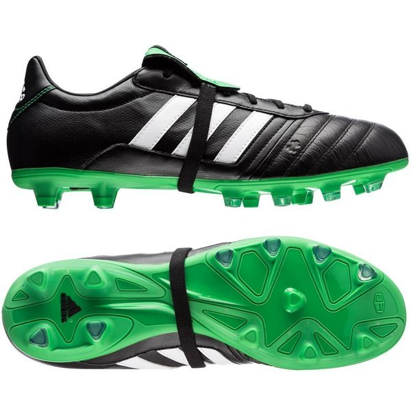 Arrestar Equivalente Post impresionismo  adidas Gloro FG Black/White/Vivid Green | www.unisportstore.com