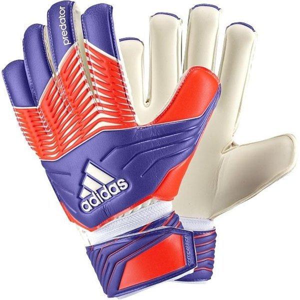 adidas Goalkeeper Gloves Predator Competition Night Flash ...