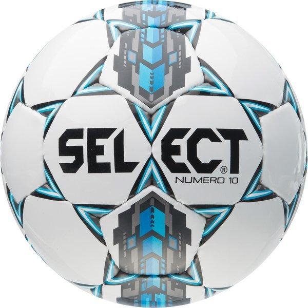 Select Football Numero 10 - White Blue  6360d4757ce7