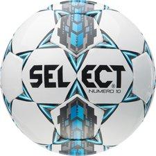 Image of   Select Fodbold Numero 10 Hvid/Blå