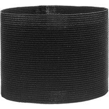 Sørgebind fra danske Select. Sørgebindet er lavet i et elastisk materiale, så det er nemt at få på armen.