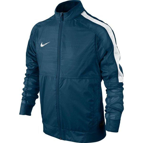 Nike Treningsjakke GPX Lightweight Woven NavyHvit Barn