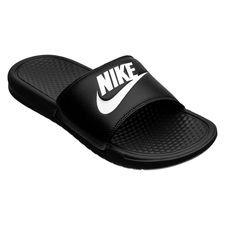 Nike Badelatschen Benassi JDI - Schwarz/Weiß