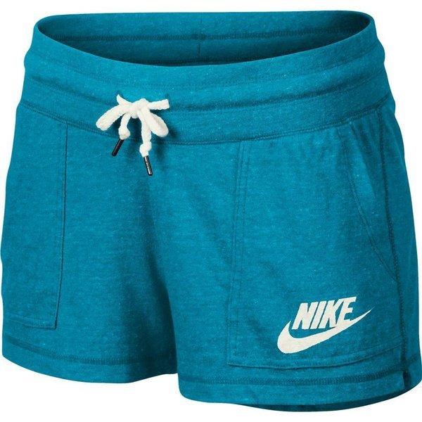 Nike Shorts Gym Vintage Light Blue Lacqueer Sail Women  75e9fac01