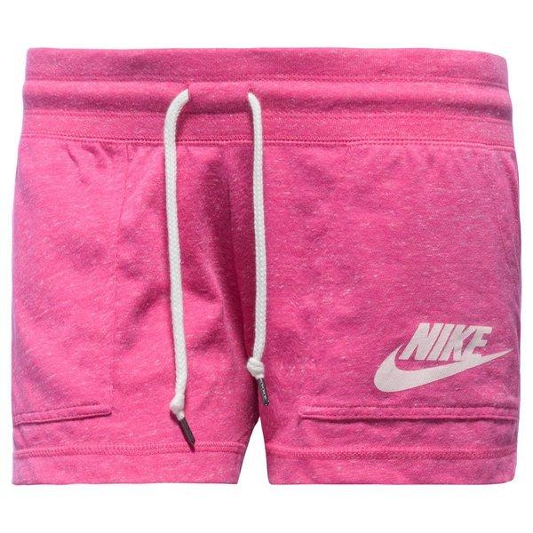 b5f737b6778 Nike Shorts Gym Vintage Roze/Wit Vrouwen   www.unisportstore.nl