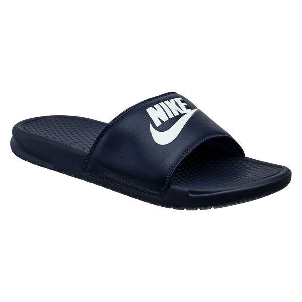 Nike Slide Benassi JDI - Navy/White