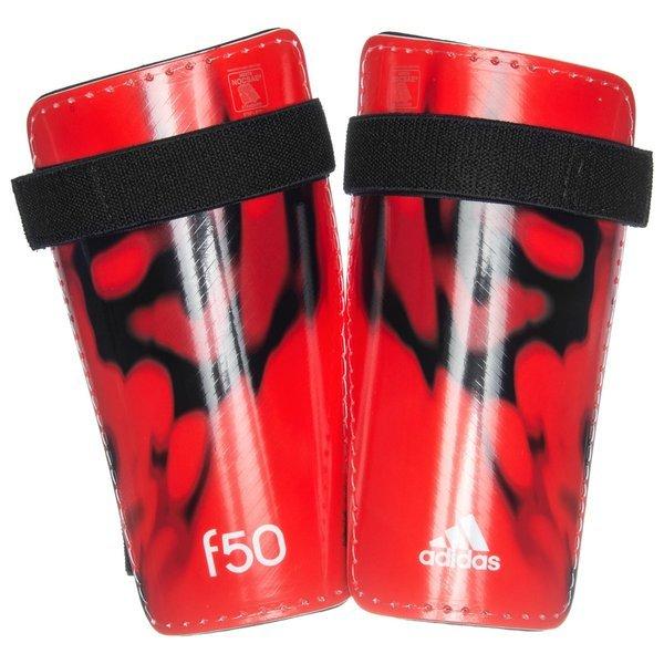 pretty nice 9e754 b6a6e adidas Säärisuojat F50 Lite Punainen Valkoinen Musta 0