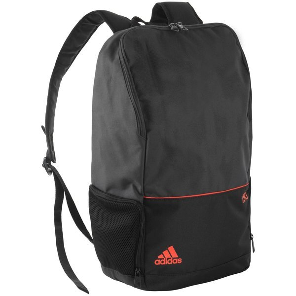 ce9e52949d9a adidas Rucksack F50 Black Dark Grey Solar Red. Read more about the product.  - bags. - bags image shadow