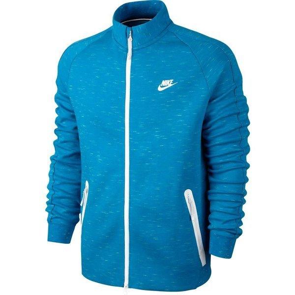 Nike Tech Fleece N98 BlauWeiß