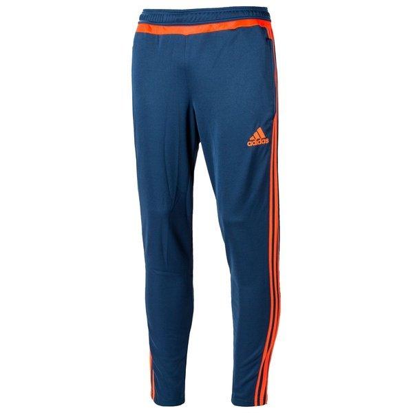 reputable site 20718 af91c adidas Training Trousers Tiro 15 Night Marine/Solar Red ...
