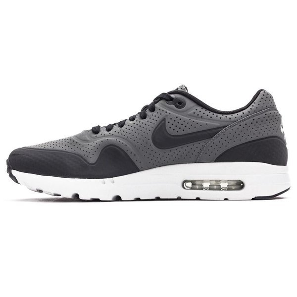 Nike Air Max 1 Ultra Moire Dark GreyBlackFlat Silver | www