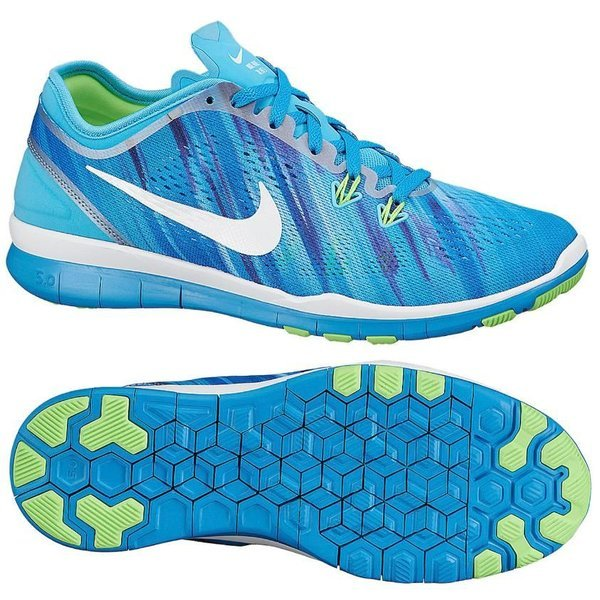 Nike Free 5.0 TR FIT 5 Print Clearwater