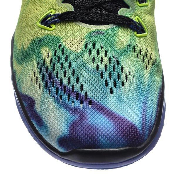 Nike Free 5.0 Tr Passe Svart Fiolett Print XI06XLXJ