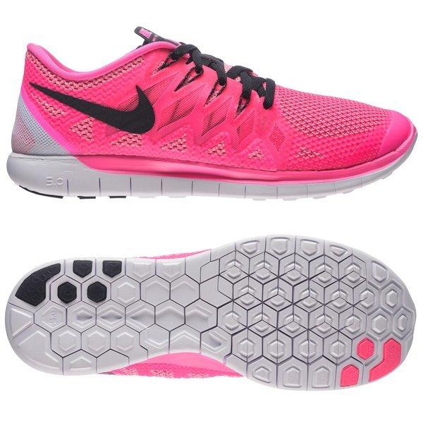 Nike Free Running Shoe 5.0 Pink Pow