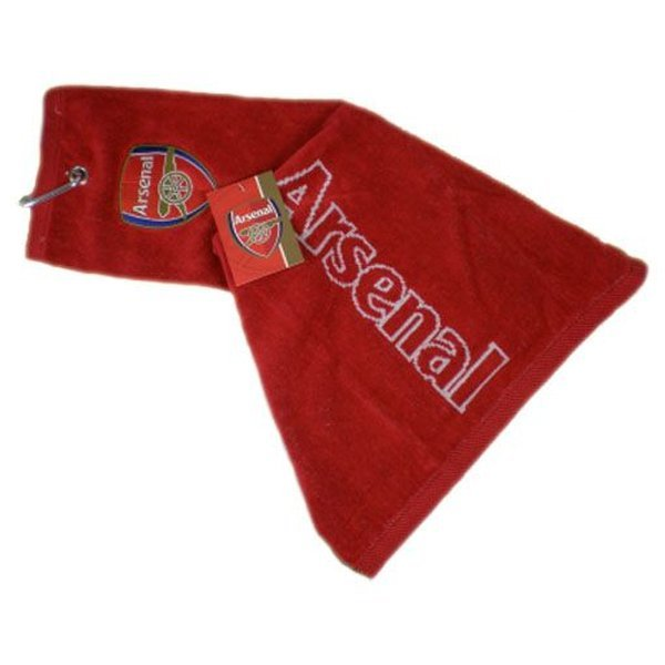 Sports Direct Arsenal Towel: Arsenal Golf Towel (Tri-Fold)