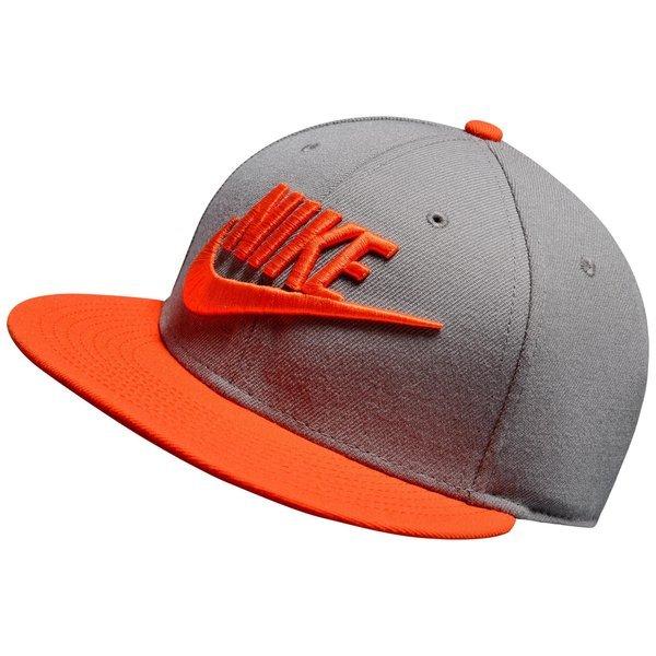 sale retailer 991b6 89d6e ... denmark nike cap snapback futura grey orange 9f481 be74e ...