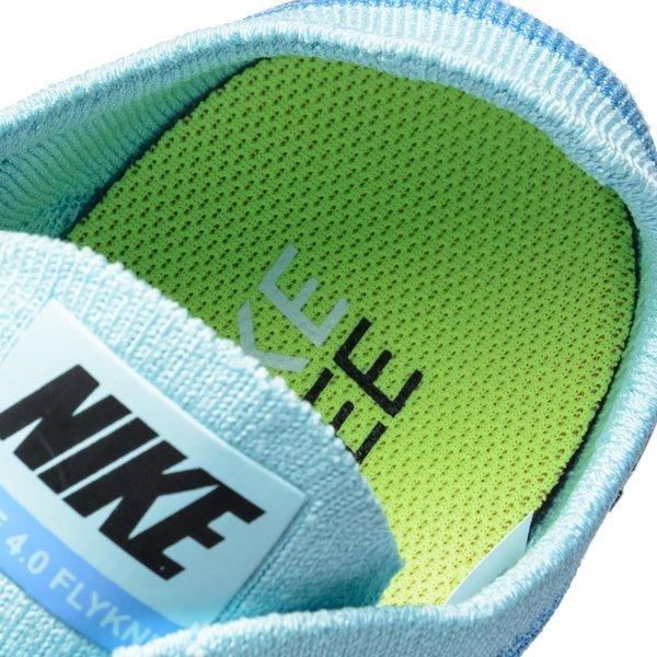 super popular 6e97d c6d81 Nike Free - Löparskor Flyknit 4.0 Blå Svart Dam. Produkten är slut