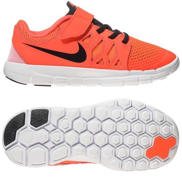 online store 1e30d 542f2 ... air max 902017 558ad 50bf5  cheapest nike free løbesko 5.0 orange sort  hvid børn unisport.dk cf2bd 7a752