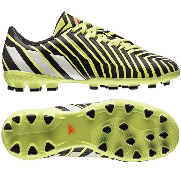 9620b4eea386 adidas Predator Absolado Instinct AG Light Flash Yellow White Dark ...