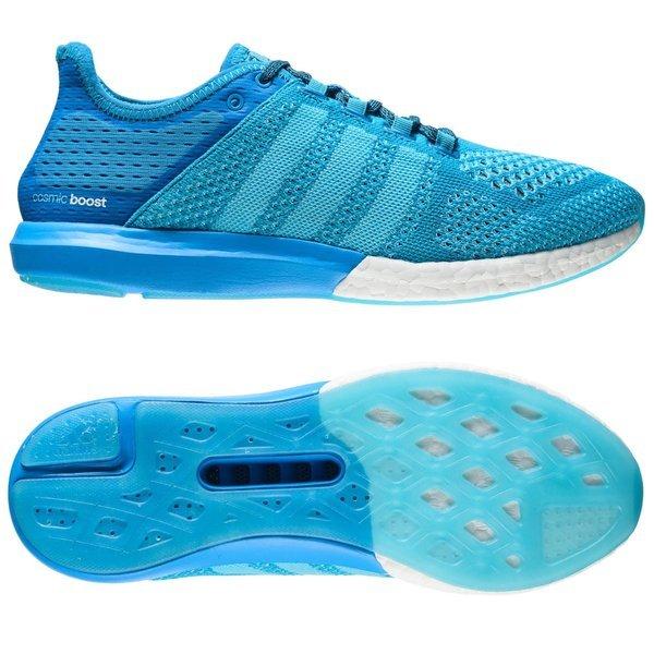 Adidas Running Shoe Climachill Cosmic Boost Solar Blue Core Black ... e9f68362e