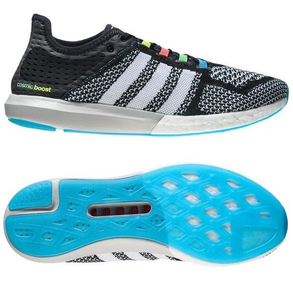 Neu Adidas Running Shoe Climachill Cosmic Boost Core BlackWhiteSolar Blue  Schlussverkauf