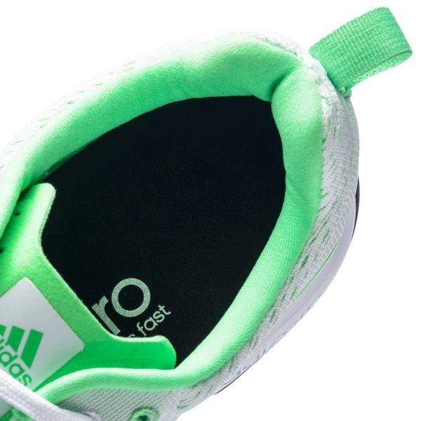 Adidas Løpesko Adizero Feather 4 HvitGrønn