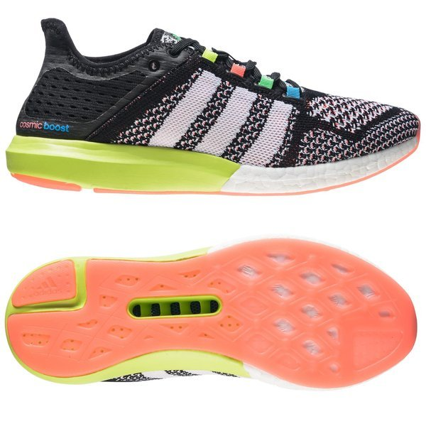 Adidas Løpesko Climachill Cosmic Boost SortHvitBlå Dame