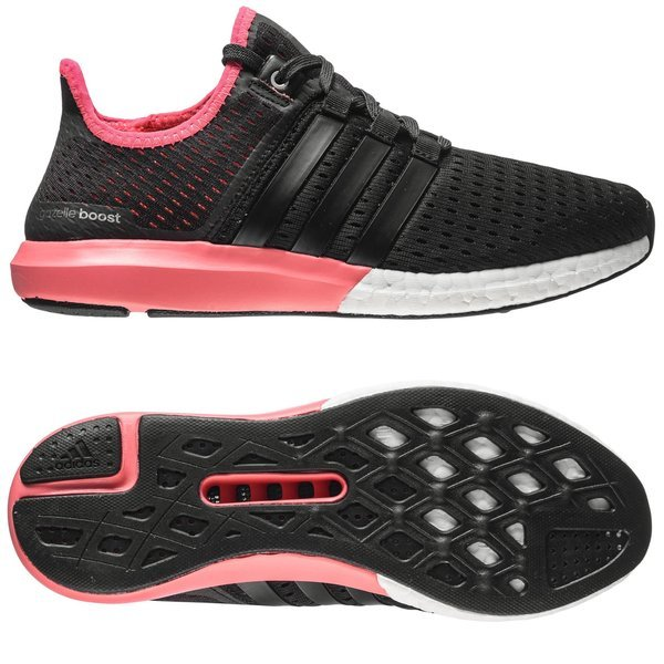 Sonrisa arco Incorporar  Adidas Running Shoe Climachill Gazelle Boost Core Black/Flash Red Women |  www.unisportstore.com