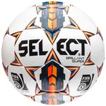 Select Fodbold Brillant Super Hvid/Orange