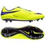 Nike Hypervenom Phantom FG Neon/Lilla/Sort