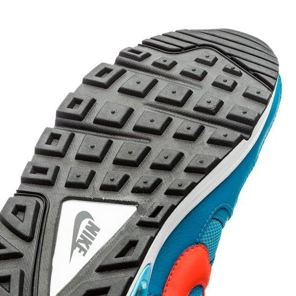 Nike Air Max Command FB BlauOrangeSchwarz Kids