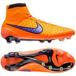 Nike Magista Obra FG Orange/Lilla/Sort