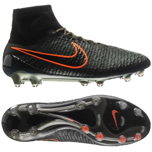 0f0f608dca12 Nike Magista Obra FG Black Rough Green Hyper Crimson. Read more about the  product. - football boots. - football boots image shadow