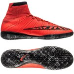 Nike MercurialX Proximo IC Rød/Sort