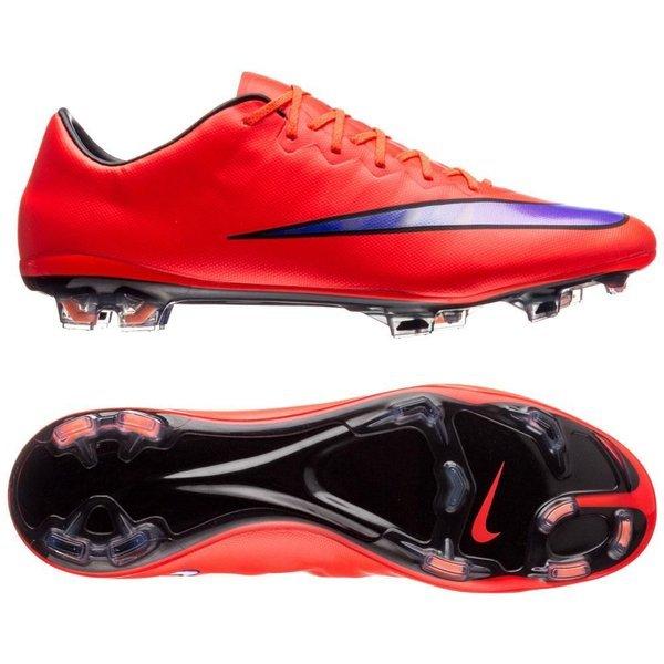d35c7b34dd4 Nike Mercurial Vapor X FG Bright Crimson Persian Violet Black