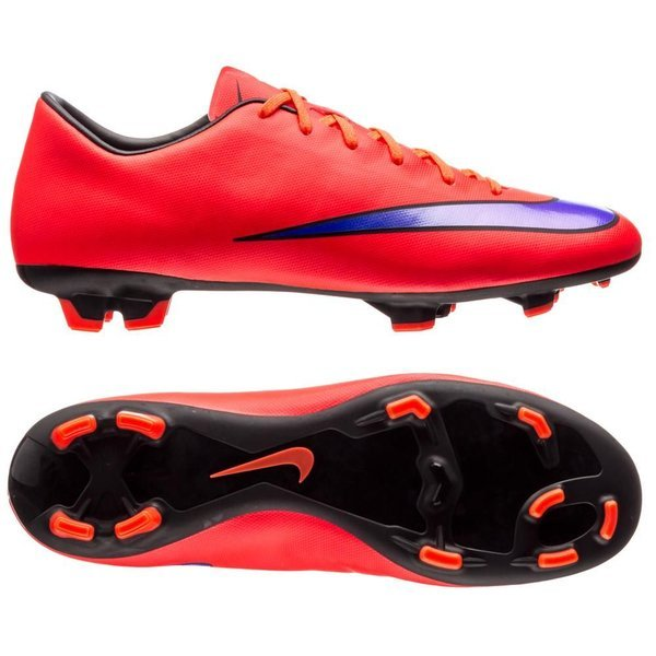 d32c06c2e 75.00 EUR. Price is incl. 19% VAT. -37%. Nike Mercurial Victory V FG Bright  Crimson Persian Violet Black
