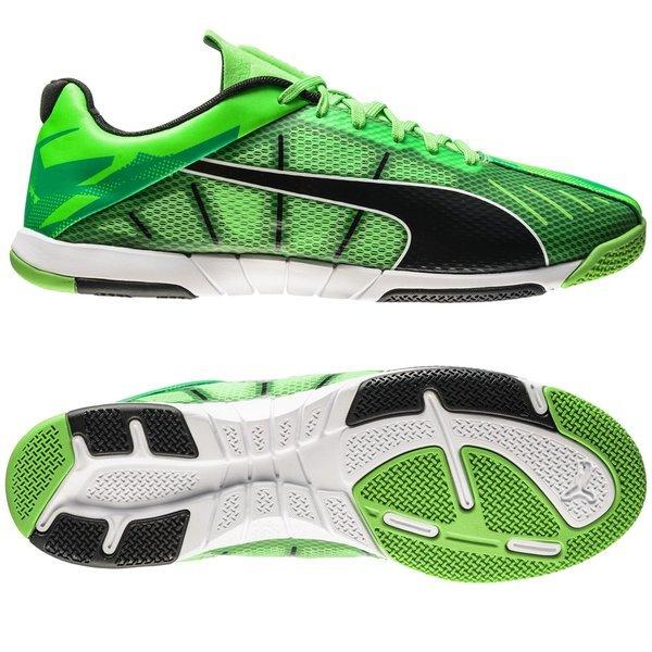125ae073e Puma Neon Lite 2.0 Fluo Green Black White